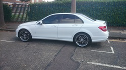 Mercedes w204 C200 CDi Remap