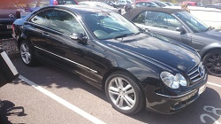 Mercedes clk 200 Kompressor Remap