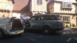 Range Rover L405 4.4 TDV8 Remap
