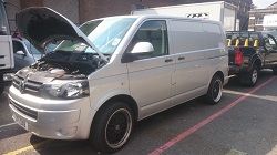 VW Transporter 2.0 TDi 84Remap