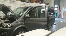 VW Transporter T5.1 2.0 TDi 140 Remap