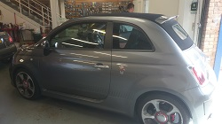 Fiat 500 competizione Arbath Remap