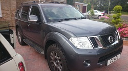 Nissan Pathfinder 2.5 DCi 190 Tuning