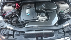 BMW 335i Simota Carbon Fibre Air Intake