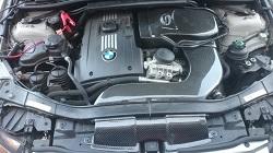 BMW 335i Simota Carbon Fibre Air Intake