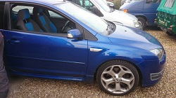 Ford Focus 2.5 ST Remap
