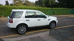 Land Rover Freelander 2 2.2 D Remap