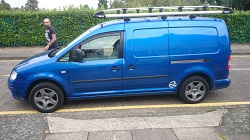 VW Caddy 1.9 Tdi Remap