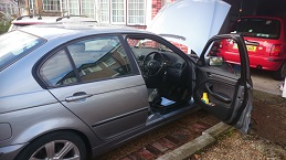 BMW E46 320D Manual Remap