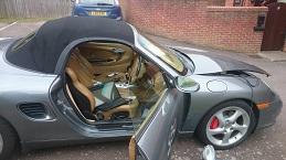 Porsche Boxster 986 S Remap