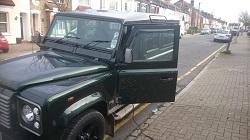 Land Rover Defender TD5 Remap