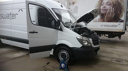 Mercedes Sprinter 313 Remap