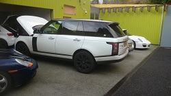 Range Rover Vogue L405 SDV8 4.4 Remap