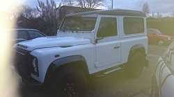 2014 Land Rover Defender Remap