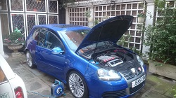 VW Golf R32 Remap