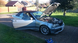 BMW 320CD E46 Remap