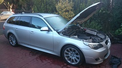 BMW 520D 177 Remap