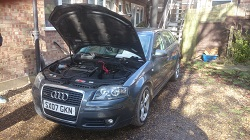 Audi A3 2.0 TFSi Remap flashremapping.co.uk