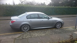 BMW 525D Remap flashremapping.co.uk