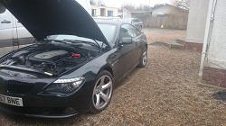 BMW 635D Remap flashremapping.co.uk