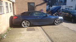 BMW 640D F13 Remap flashremapping.co.uk