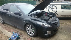 Mazda 6 2.5 Sport Remap flashremapping.co.uk