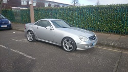 Mercedes SLK 320 W170 Remap flashremapping.co.uk