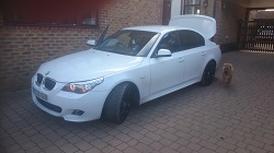 BMW E60 530D Remap flashremapping.co.uk