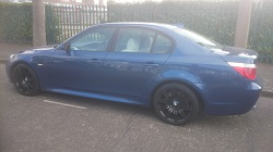 BMW E60 530D M Sport Remap flashremapping.co.uk