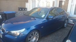 BMW E60 535D Remap flashremapping.co.uk