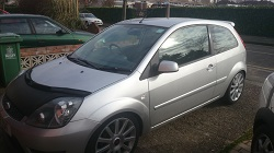 Ford Fiesta v1 1.6 TDCi Remap flashremapping.co.uk