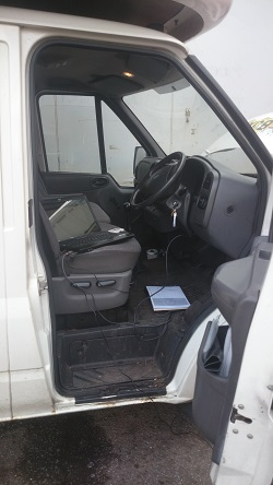 Ford Transit TDDi Remap flashremapping.co.uk