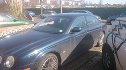 Jaguar S-Type 2.7D Remap