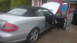 Mercedes CLK 280 Remap flashremapping.co.uk