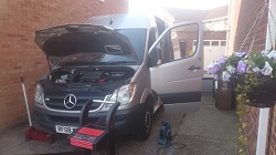Mercedes Sprinter 311 Remap flashremapping.co.uk