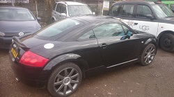 Audi TT 1.8T 225 Remap flashremapping.co.uk