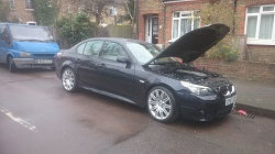 BMW E60 525D 3.0 Remap flashremapping.co.uk