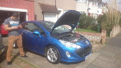 Peugeot 308 CC 1.6Thp Remap Flashremapping.co.uk