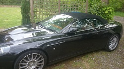 Aston Martin DB9 Remap flashremapping.co.uk