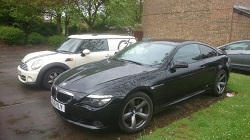 BMW E63 635d Remap