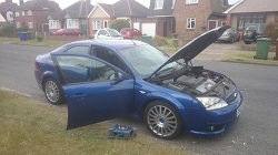 Ford Mondeo 3.0 V6 ST 220 Remap