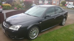 Ford Mondeo ST220 Remap