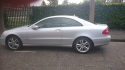 Mercedes CLK 220 CDi Remap flashremapping.co.uk
