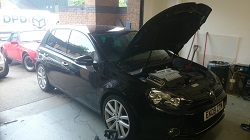 VW Golf 6 2.0 tdi 140 remap