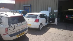 VW Polo 1.6 TDi 75 CAYA Remap