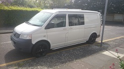 VW Transporter T5 2.5 Tdi Remap flashremapping.co.uk