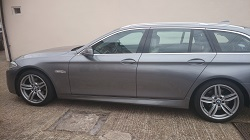 BMW 520D F11 Remap