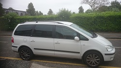 Ford Galaxy 1.9 TDi Remap