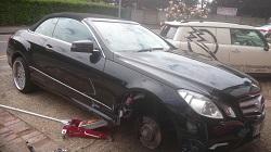 Mercedes E350 CDI Remap