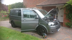 VW Transporter t5.1 Bi Turbo Remap